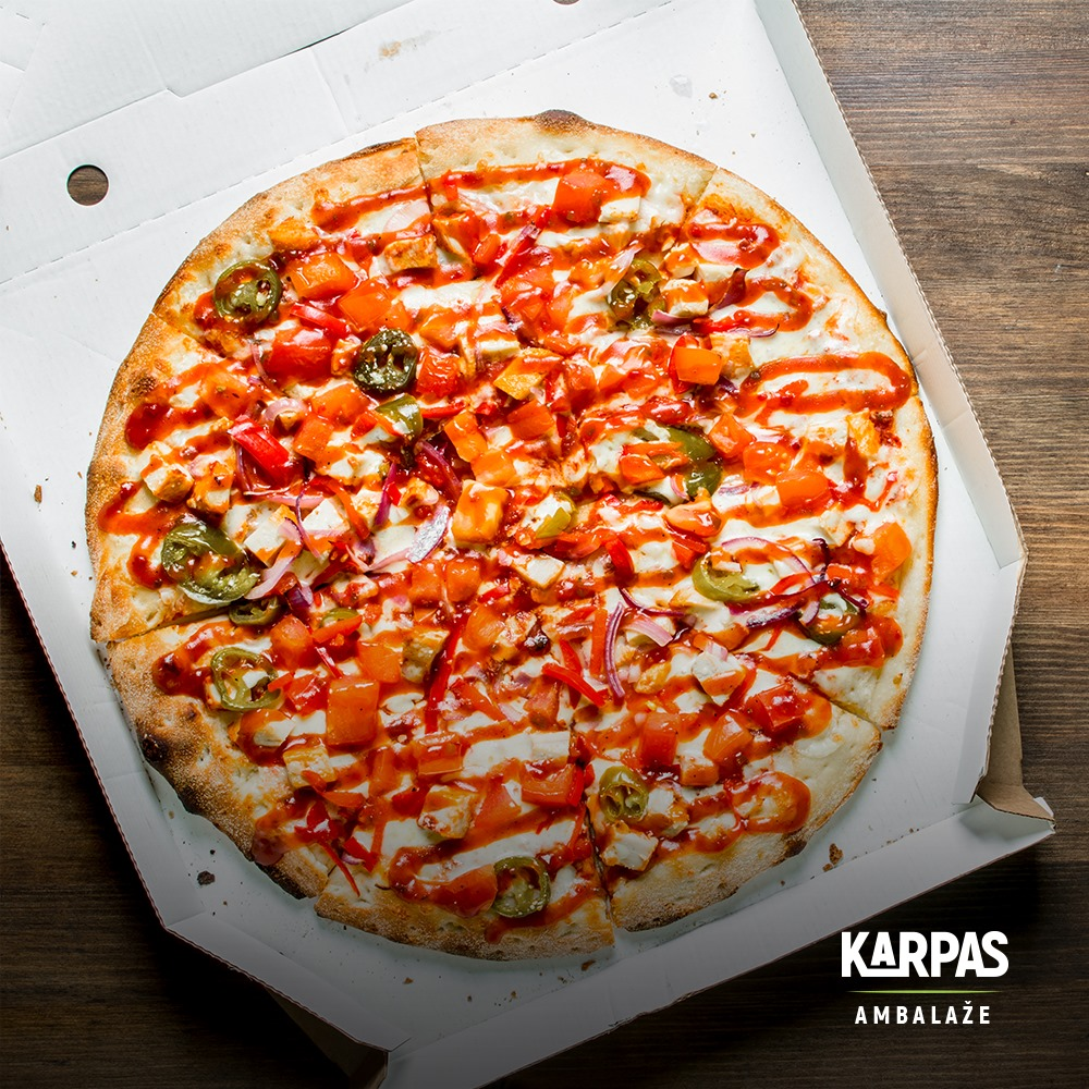 Kutija za pizzu